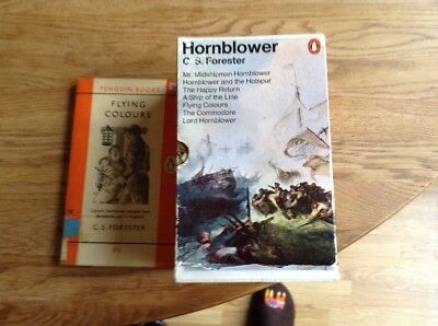 Hornblower Collection 7 Books