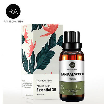 RA Sandalwood Essential Oils 30 mL(1 oz) -100% Pure Therapeutic Grade Oil!