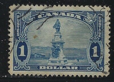 Canada 1935 George V Pictorial set Sc# 217-27 used