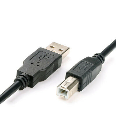 High Speed USB 2.0 A Male to B Male Data Transfer Printer Cable CordNT