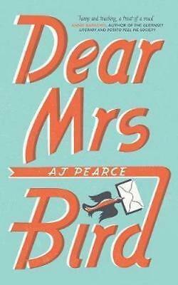 Dear Mrs. Bird by A. J. Pearce (2018 EB00K PDF Kindle Hot Sell Fast delivery