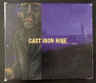 Cast Iron Hike CD WATCH IT BURN 1997 Victory Records VR52CD Metal/Hardcore Rock