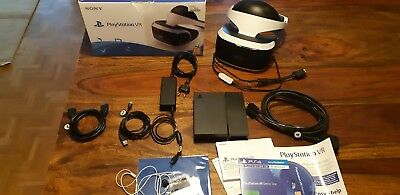 Sony PlayStation VR Headset - Top Zustand - OVP