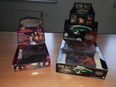 Star Trek Motion Cards im Display