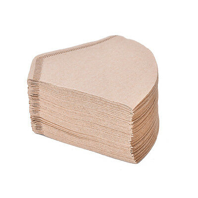 100Pcs Coffee Paper Filter for Coffee Hand-poured Coffee Filter Drip 2-4 Cup 2_7