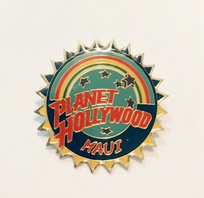 Planet Hollywood Maui Hat Pin or Pinback