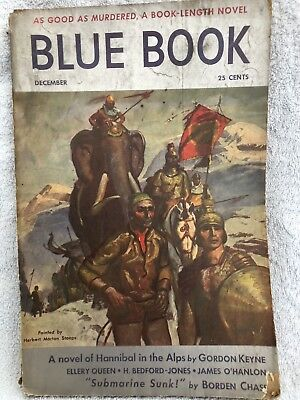 Blue Book Pulp Magazine