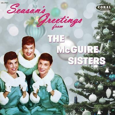 The McGuire: Season's Greetings from The Complete Coral Christmas Recordings CD