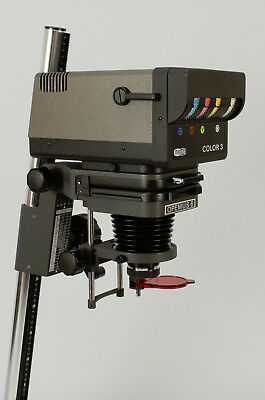 Meopta Colour Head 3  with 24 x 35mm mixing chamber