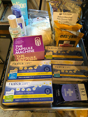 Organic Health Retail STORE INVENTORY WHOLESALE LOT Buyout CLEARANCE