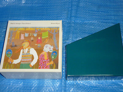 Robert Wyatt Ruth Is Stranger Than Richard Empty PROMO BOX JAPAN for Mini LP CD