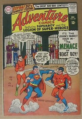 Adventure Comics #339 (1965) 5.0...Superboy and the Legion of Super-Heroes
