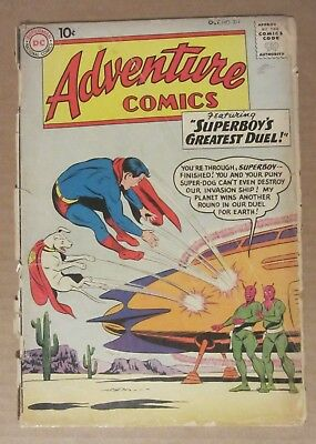 Adventure Comics #277 (1960, DC) 1.5...Superboy and the Legion of Super-Heroes