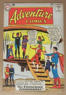 "Adventure Comics #313 (1963, DC) 4.0...Superboy..""All girl"" Legion cover & story"