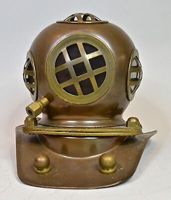Desk-Top Small Diving Helmet is 7 Inches Tall