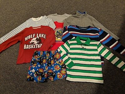 Boys Size 7/8 Childrens Place Clothing Lot Fall/Winter