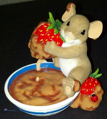 Charming Tails You make Berry Sweet Even Sweeter 4033030 Retired