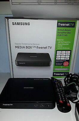 Samsung MEDIA BOX lite freenet TV DVB-T2 HD Receiver GX-MB540TL