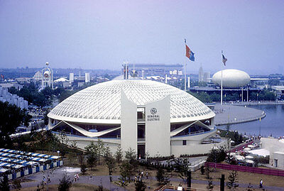 1964-1965 New York World's Fair - Photos on CD #39