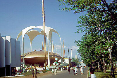 1964-1965 New York World's Fair - Photos on CD #24