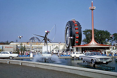 1964-1965 New York World's Fair - Photos on CD #6