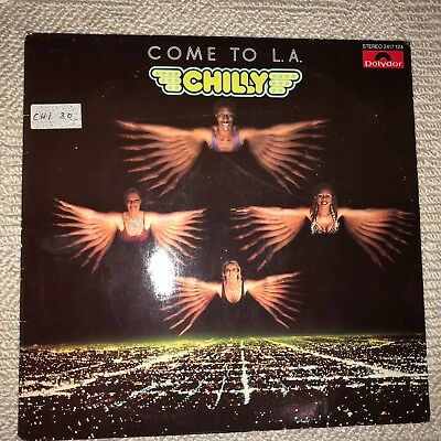 Chilly - Come To LA. - Polydor  - original press 1979