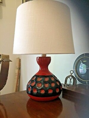 Table Lamp Modernist  Retro Design