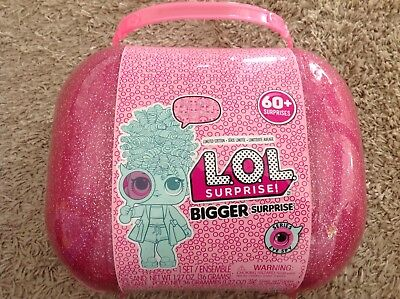 New Lol Bigger Surprise- Eye Spy Series 4 Surprise Dolls/limited Edition 30317