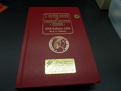 Red Book US Coins 1994 - L@@K