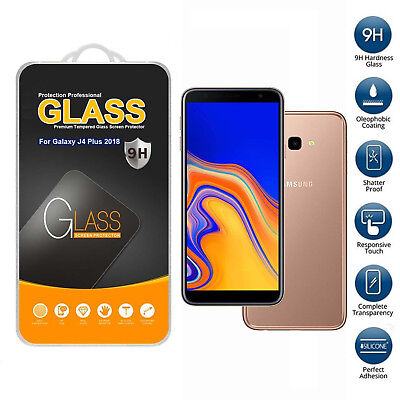 For Samsung Galaxy J4 Plus 2018 Tempered Glass Mobile Phone Screen Protector