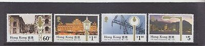 HONG KONG-100 YEARS OF ELECTRICITY SET-MNH-$6.50-freepost