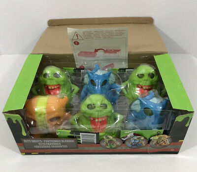 Mattel Ghostbusters Ecto Ghosts Set (6) 2016
