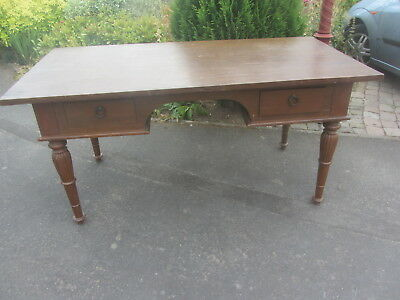Antique French Desk / Table For Renovation
