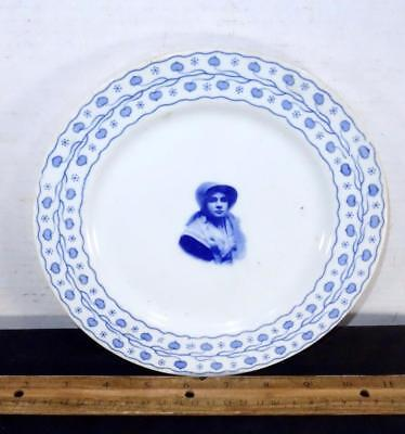 DENMARK CHINA PATTERN SHAKER HEIGHTS COUNTRY CLUB 1917 DINNER PLATE Syracuse OPC