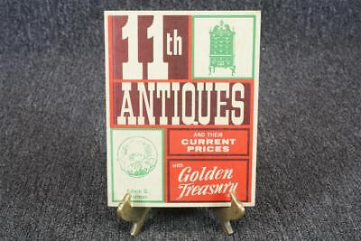 11Th Antiques & Their Current Prices With Golden Treasury By Edwin Warman