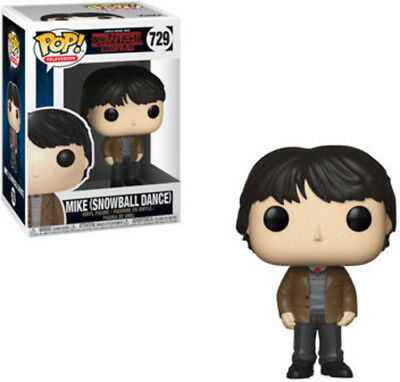 Stranger Things - Mike At Dance - Funko Pop! Television: (2018, Toy NEUF)