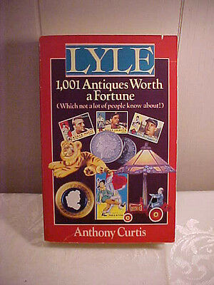 The Lyle Official Antiques Review, 1992 : The Identification and Price Guide...