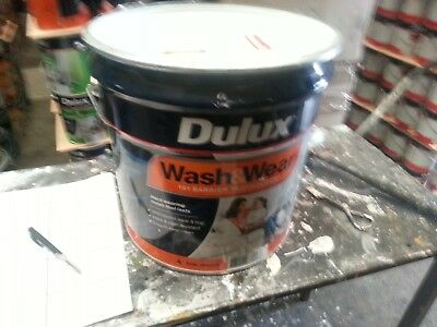 Dulux 15 Litre Wash/wear Interior Low/sheen Natural-White By Double Strent Paint