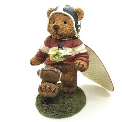 """The Windsor Bears of Cranbury Commons,  Anthony """"Lets Play""""  Reg #655/1502"""