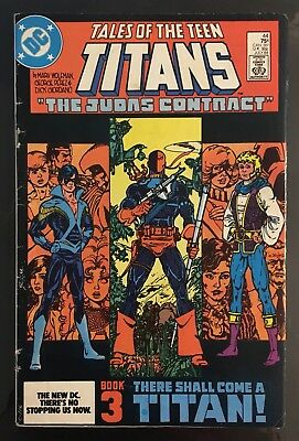 Tales Of The Teen Titans #44! 1St Appearance Of Nightwing! No Reserve Auction!