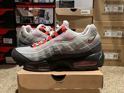 online store 667ff 67e3f Nike Air Max 95 Orange Gradient Sz 12