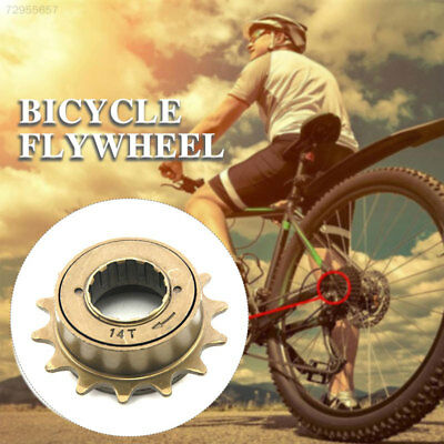 C6F6 14 Teeth Free Wheel Emergency Tool Sports Enthusiasts Bicycle Freewheel