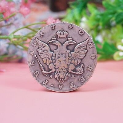 1790 Russian Elizabeth Commemorative Alloy Coin Crafts Collection Gift Sale