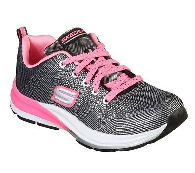 marketable 100% quality new release SKECHERS GIRLS DOUBLE Strides Sparkle Sneaker Running ...