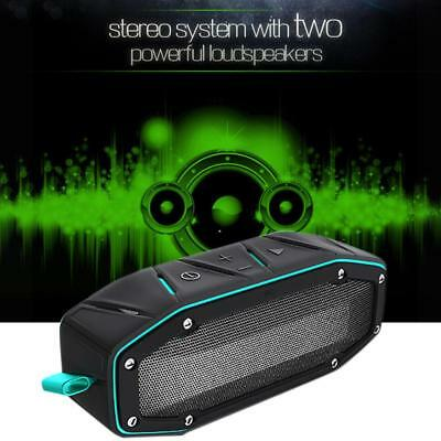 20W IPX6 Wireless Bluetooth Speaker Waterproof Portable Outdoor Stereo Loud