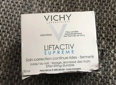 Vichy Liftactiv Supreme 50 ml - NEU & OVP