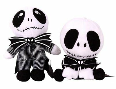 8inch The Nightmare Before Christmas Baby Jack Skellington Plush Doll Anime Toy