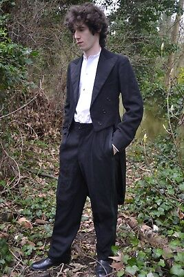 Gentleman's Tailcoat and Trousers