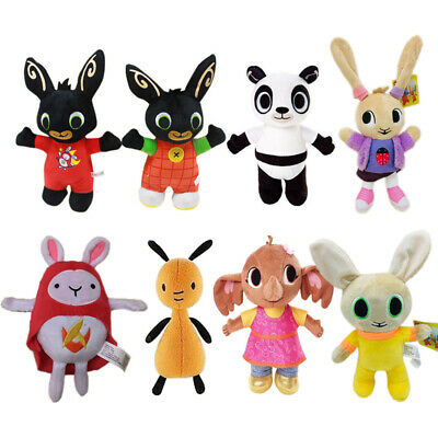 Bing Bunny Sula FLOP PANDO Plush Toy Stuffed Doll for Kids Gift