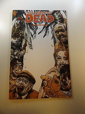 The Walking Dead #75 Ultimate Comics variant NM condition